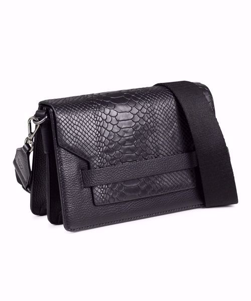 Markberg arabella snake crossbody bag