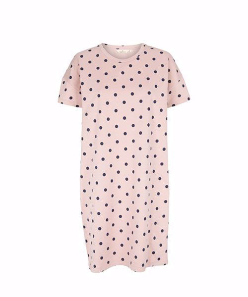Basic apparel saga dot dress