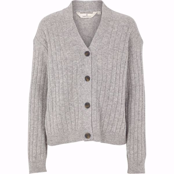 Basic apparel line cardigan