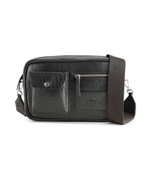 Markberg Darla NZ bubbly black crossbody bag