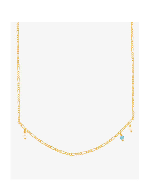 HULTQUIST CLIFF NECKLACE GOLD